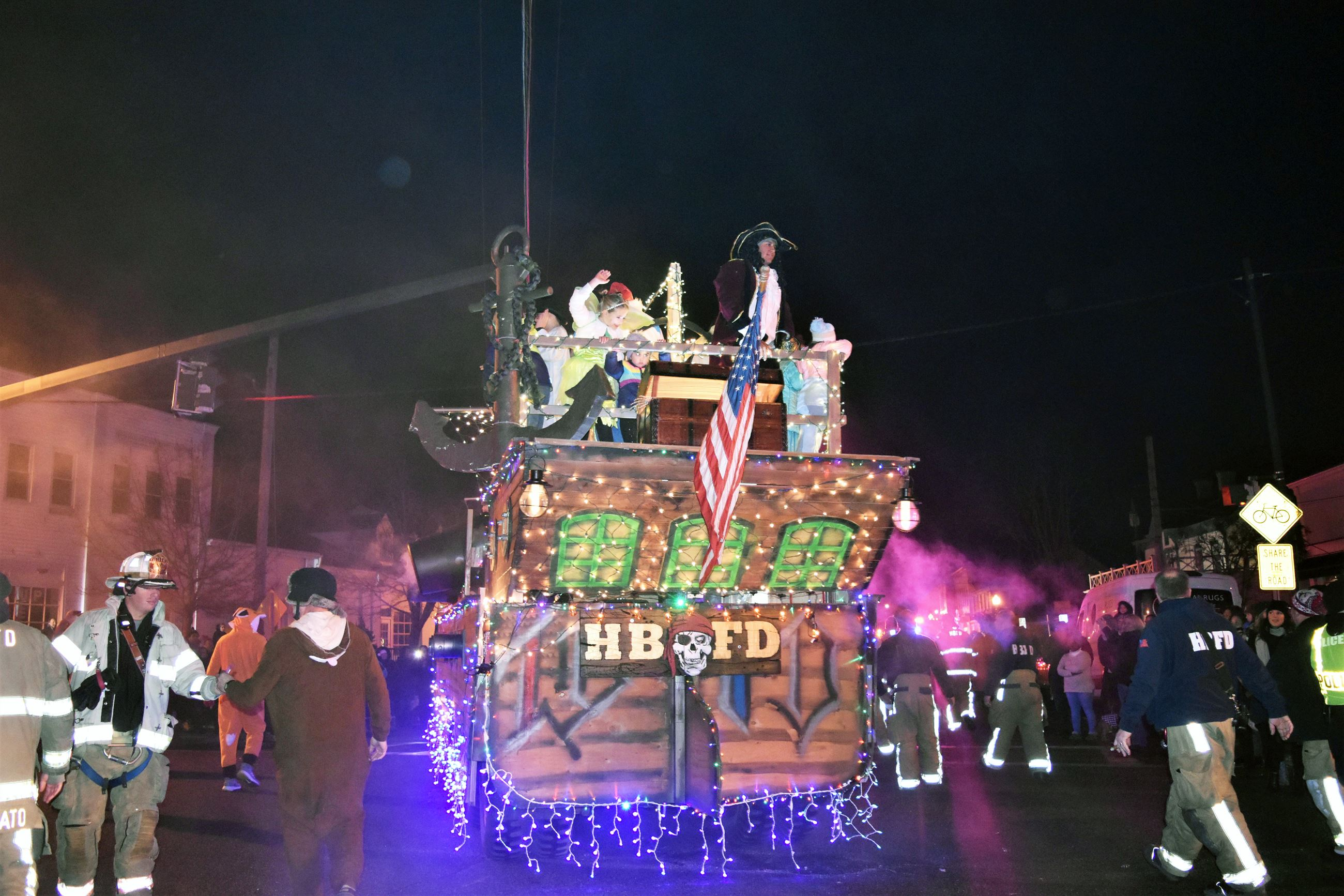 Image of 2018 Parade of Lights