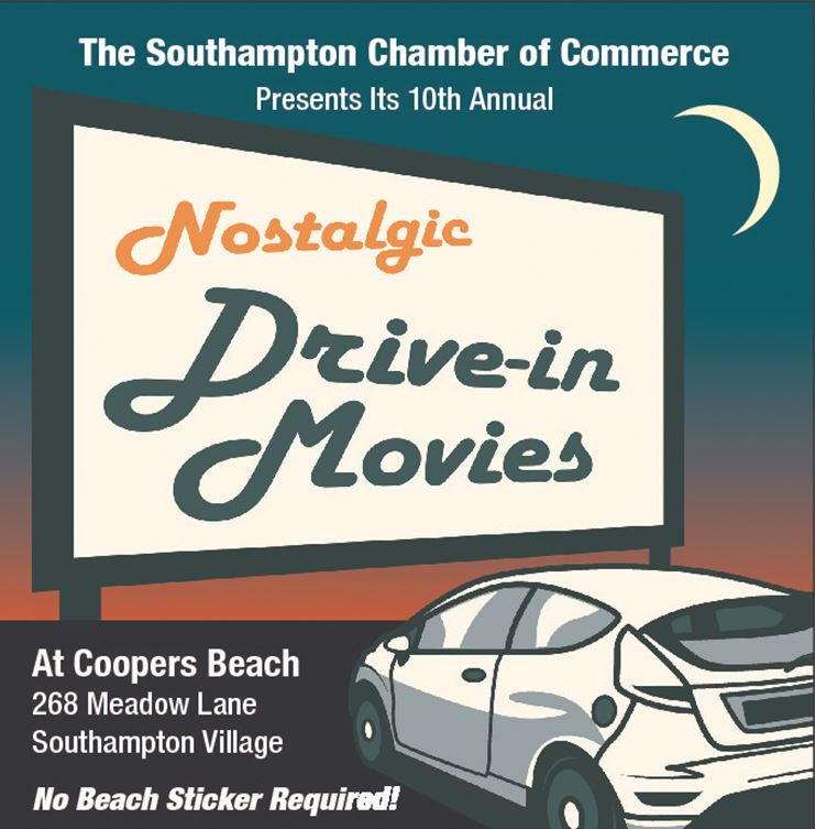 Image of Chamber drive-in movies