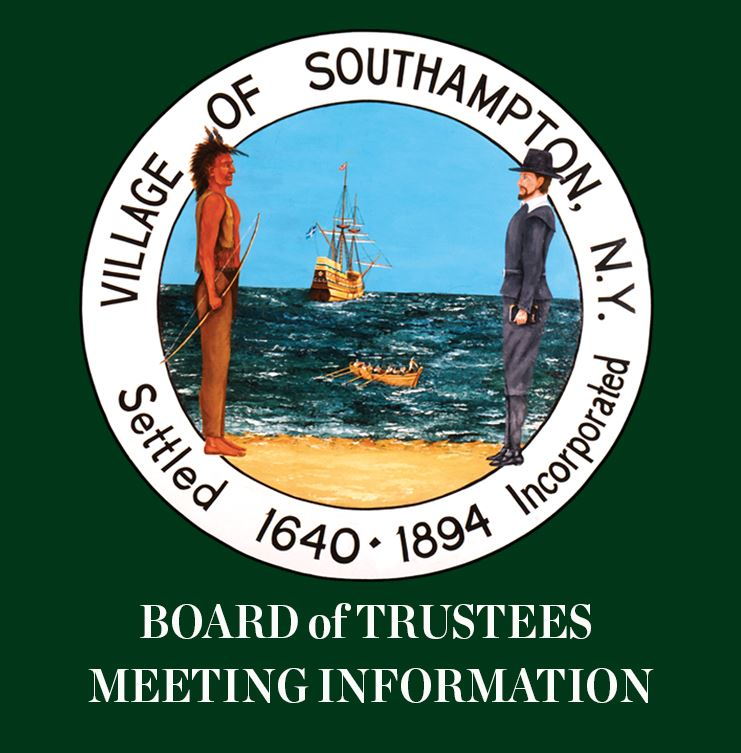 image of Board of Trustees meeting logo