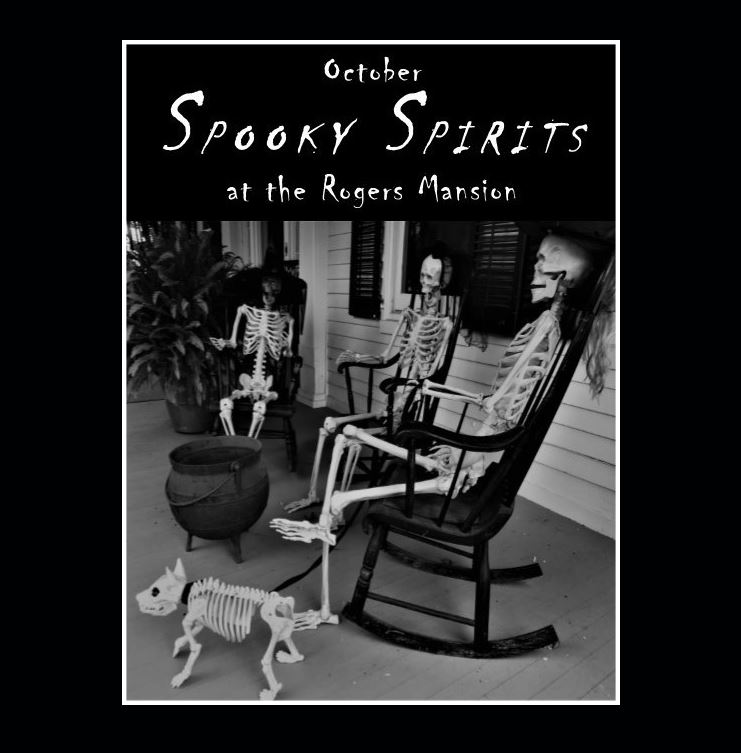 Image of Spooky Spirits
